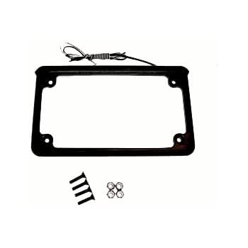 Amazon Com Custom Dynamics Tf07 C License Plate Frame
