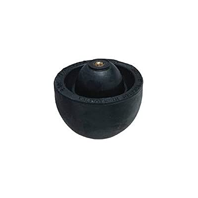 Master Plumber 738-641 Touch Flush Toilet Tank Ball for Eljer