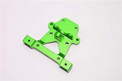 1Pc Orange for Traxxas 1//16 Mini E-Revo Upgrade Parts Aluminum Front Shock Mount
