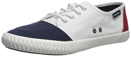 Sperry Top-sider Womens Sayel Splash Sneaker Rosso / Bianco / Blu