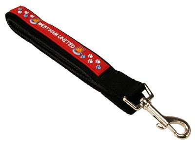 100% Official Club Merchandise West Ham Utd United Dog Lead Pet Accessory Official Merchandise Gift by 100% Official Club Merchandise