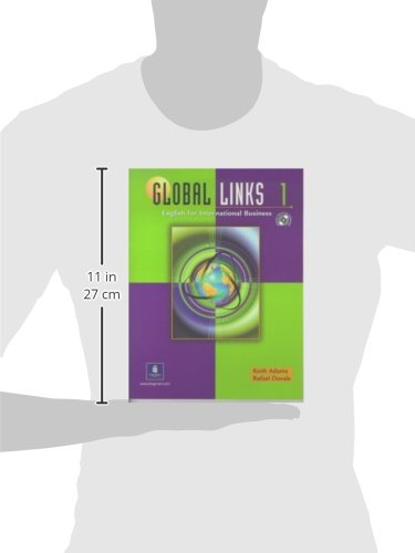 Global Links 1: English for International Business (Student Book with Audio CD and Phrase Book)