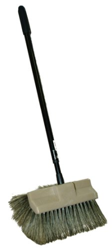 Montana Original Boars Hair Car Wash Brush PLUS & Telescopic (Boars Hair Wash Brush)