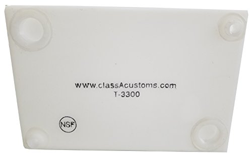 (Class A Customs 33 Gallon Water Holding Tank NSF Approved T-3300)