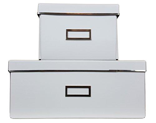 photo storage box white - 7