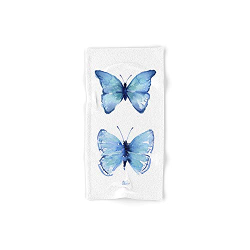 Top 10 Best Hand Towels With Butterflies Allace Reviews