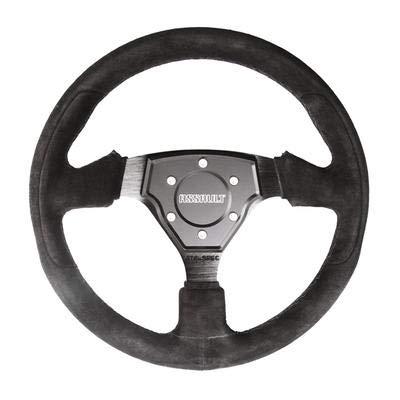 Universal Suede Tomahawk Steering Wheel By AssaultInd. 100005SW0161