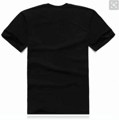 EengFang Boys Polish Hussar Warrior Black T-Shirt