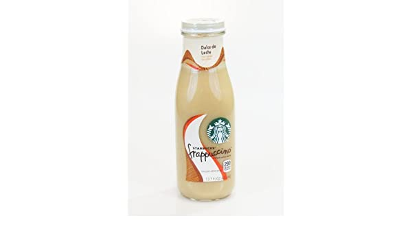 Frappuccino Chilled Coffee Drinks (Dulce de Leche)
