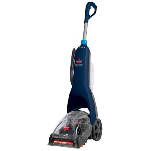 BISSELL ReadyClean PowerBrush Full Sized Carpet Cleaner, 47B2 - Corded - Bissell Power Brush