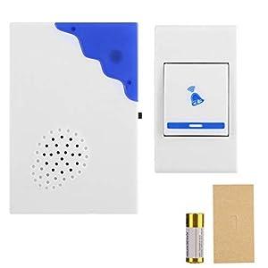 Smart Doorbell Wireless Batterien:
