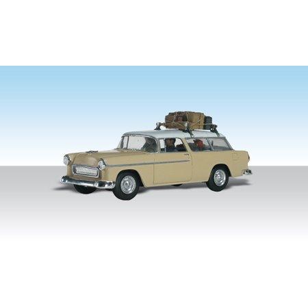 Woodland Scenics HO Scale AutoScenes Family Vacation