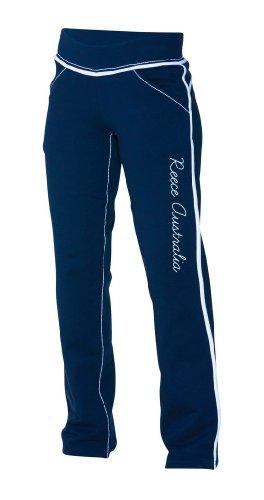 Stanno Lismore - Pantalón de deporte para mujer, color azul y blanco