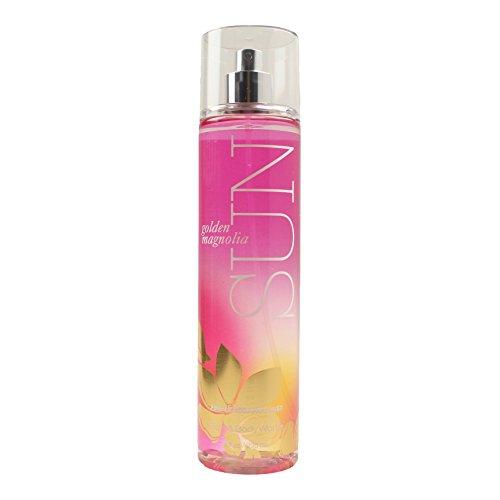 Bath & Body Works Golden Magnolia SUN Fine Fragrance Mist 8 Fl Oz / 236 -