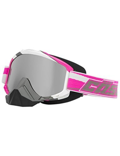 Castle Force SE X2 Womens Snowmobile Goggles - Pink