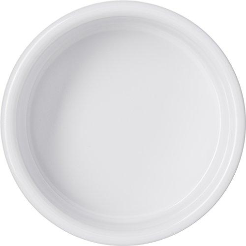 Carlisle 41402 White Melamine Straight-Sided Ramekin (Case of 48) by Carlisle (Image #2)'