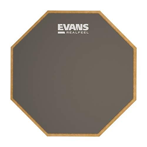 (RealFeel by Evans Practice Pad, 6 Inch - RF6GM)