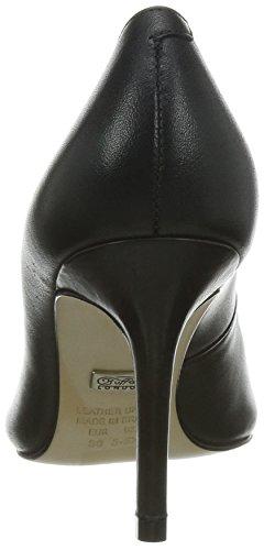 Bøffel 156 Hæle sort Sort Kvinde London 01 248 Zqqxz5B