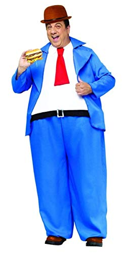 Fun World Popeye Wimpy Adult Costume (One Size)]()