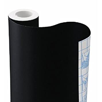 YOPO Sticky Back Chalkboard Contact Paper for Home or Office -Great for Walls (18 x 79)