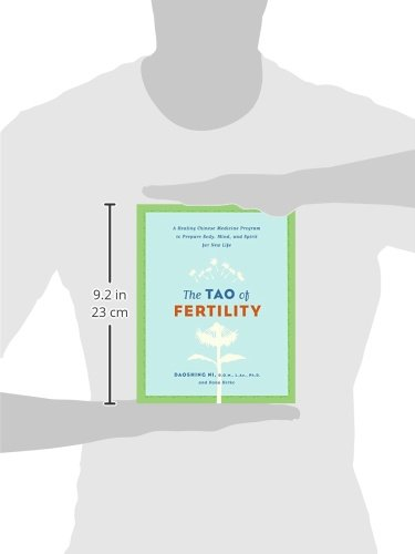 the tao of fertility a healing chinese medicine program to prepare body mind and spirit for new life