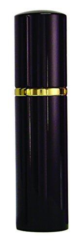 PS Products Eliminator 3/4 oz. Lipstick Pepper Spray-Black, Black