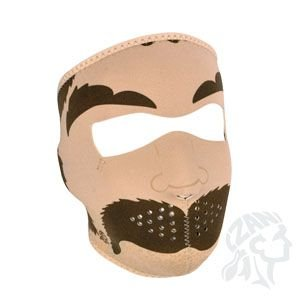 Zan Headgear Full Mask, Neoprene, Leroy WNFM088