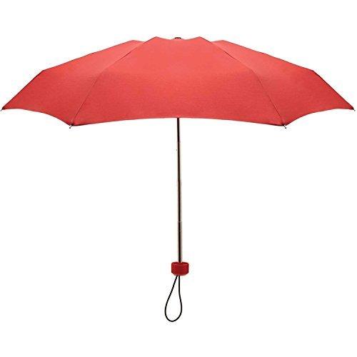 Hunter Womens Red Mini Compact Umbrella