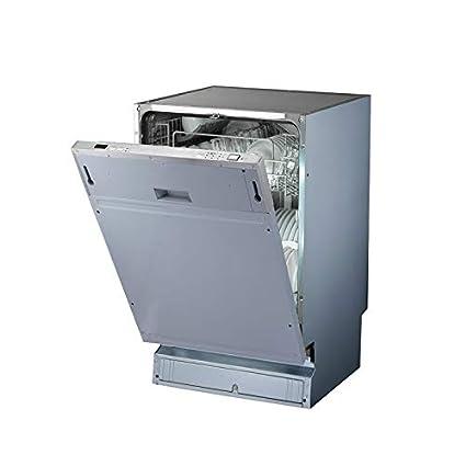 Lavavajillas integrable Infiniton DIW-BI45 clase A++ inox 60cm ...