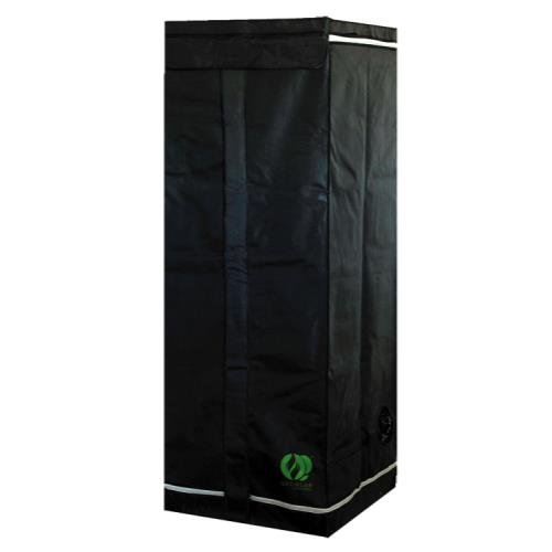Indoor Grow Tent - 2 ft x 2 ft - Thermal Protected - Multiple Intake/Exhaust Ports - Waterproof Floor - GL60 by GrowLab