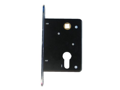 FPL 558-50 Sliding Door Mortise Lock in Polished Brass- OEM Mechanism Used By Many Manufacturers