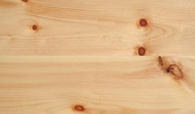 1 Knotty Pine Wood Board @ 1/8 inches thick x 5-6 Inches Wide (in that range) x 12 Inches Long. Kiln Dry Lumber - Knotty Pine