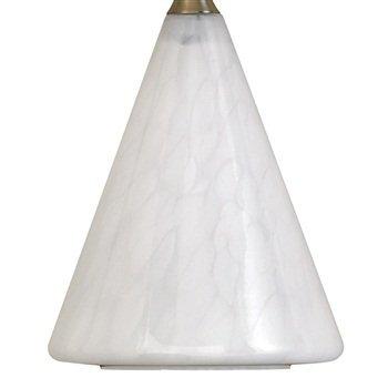 Nora Lighting NRS80-475W Bonita Cone Glass Shade Monorail Head (Bonita Cone)
