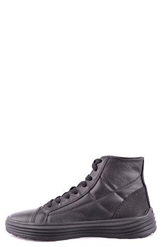 Hogan Hi Top Sneakers Uomo MCBI148480O Pelle Nero Expreso Rápido RXrGW