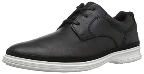 Rockport Men's DresSports 2 Go Plain Toe Shoe, black, 14 M US