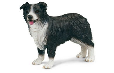 Schleich Retired Border Collie Dog 16330 New ()