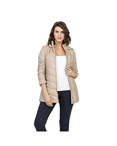 Donna JIMMY SANDERS JIMMY Cappotto SANDERS Beige gHqw0Iw