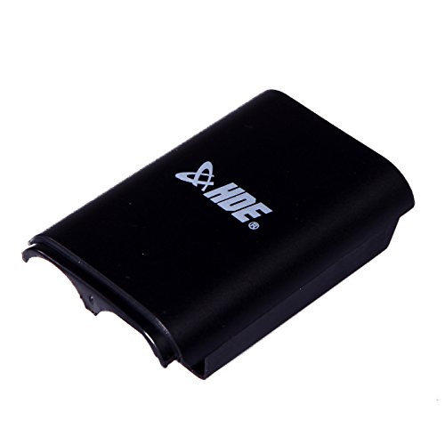 HDE Black Replacement Battery Pack Cover Compatible with