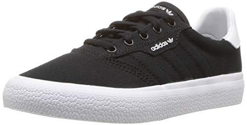 adidas Originals Unisex 3MC Sneaker, Black/White, 6 M US Big Kid