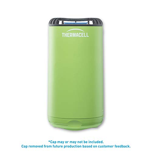 Thermacell Patio Shield Mosquito Repeller, Greenery Green; Easy to Use, Highly Effective; Provides 12 Hours of DEET-Free Mosquito Repellent; Scent-Free, No Spray, No Smoke and Cordless (Best Place To Sell Your Pool Table)