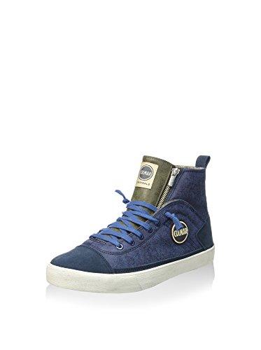 Colmar - Zapatillas de Piel para hombre Azul azul Azul