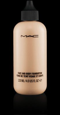 MAC Face/Body Foundation N3