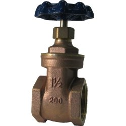 """Watts WGV 1-1/2"""" Foreign Gate Valve from Watts"""
