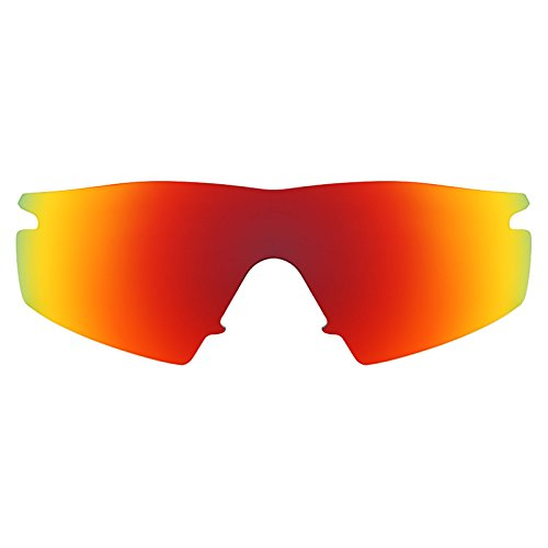 Revant Replacement Lenses for Oakley M Frame Strike Fire Red MirrorShield