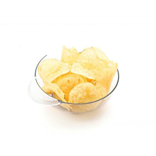 DCASA dcasa - Set Patatas Chips microondas - Rojo: Amazon ...