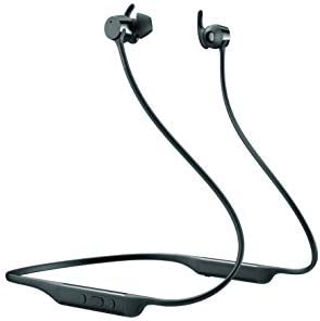 Bowers Wilkins PI4 in Ear Noise Cancelling Wireless Headphones – Black