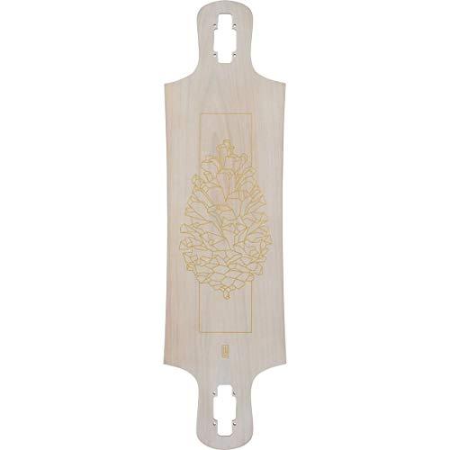 Landyachtz Drop Hammer White Oak Longboard ()