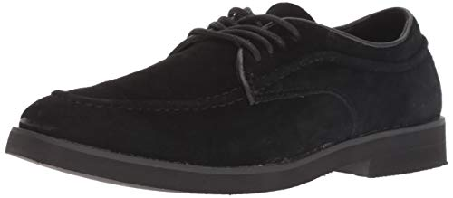 - Hush Puppies Men's Bracco MT Oxford, Black Suede, 7 M US