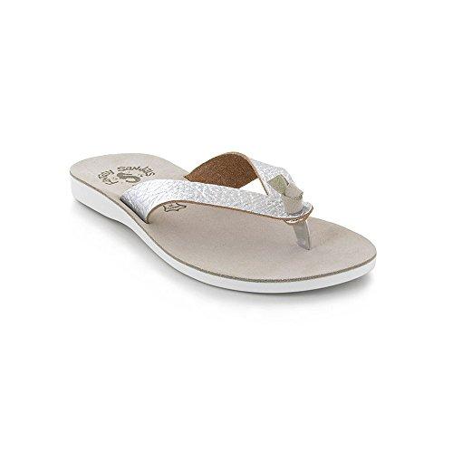 Fantasy Sandals CORINA Grey Volcano Sandalen (41EU)