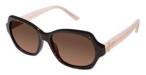 Sunglasses Ann Taylor Petite ATP 902 C02 TORT/TRANS BLSH (Ann Taylor Petites)